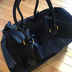 Handbags - Two black totes that need the zippers repaired